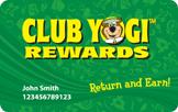 3rd party website - club yogi rewards