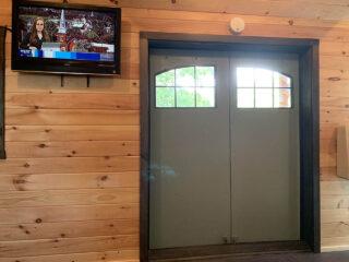 cindy bear creekside cabin interior