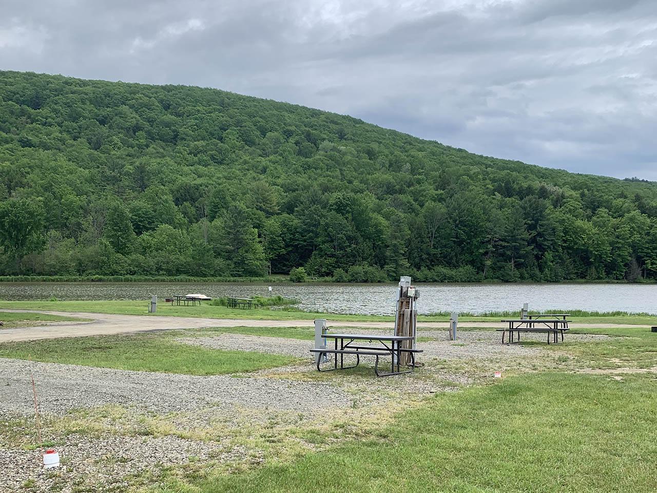 lake view sites